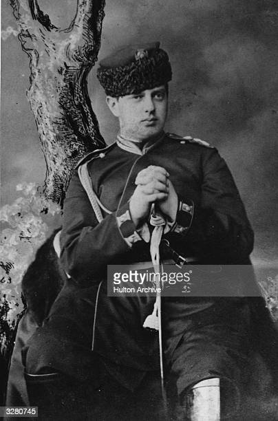 Grand Duke Vladimir Alexandrovitch of Russia