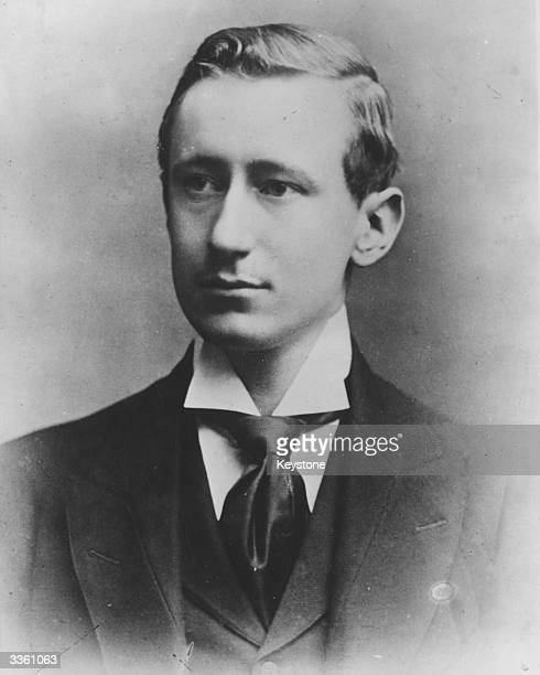 Guglielmo Marchese Marconi Italian electrical engineer and Nobel laureate known as the inventor of the first practical radiosignalling system