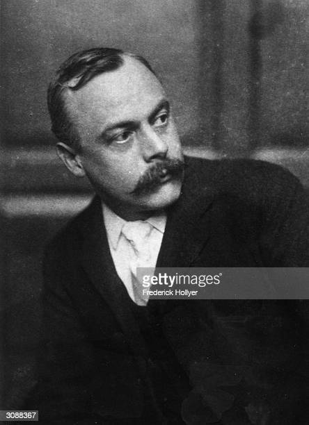 Kenneth Grahame author of the famous children's classic 'The Wind in the Willows'