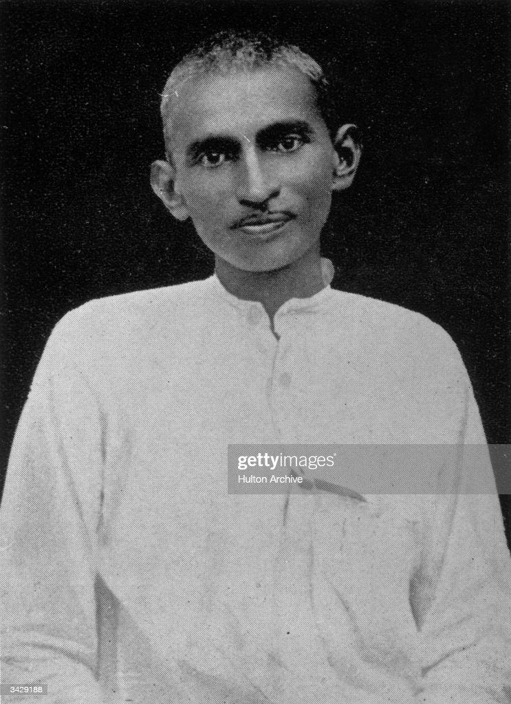 Young Gandhi : Fotografía de noticias