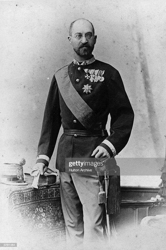 Duke Of Cumberland : News Photo