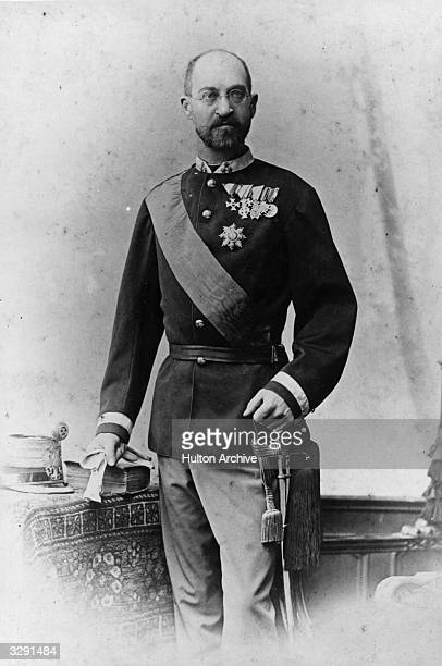 Prince Ernest Augustus William Adolphus George Frederick 3rd Duke of Cumberland son of George V the last King of Hanover