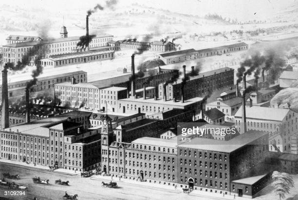 Remington Arms Works Bridgeport Connecticut
