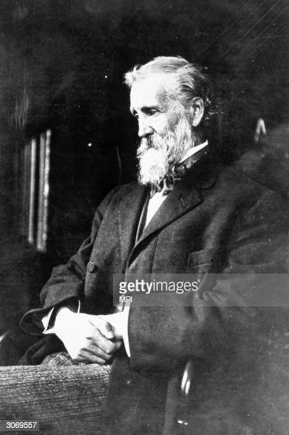 Scottishborn American naturalist explorer and writer John Muir A founder of the Sierra Club he took particular interest in preserving the wilderness...