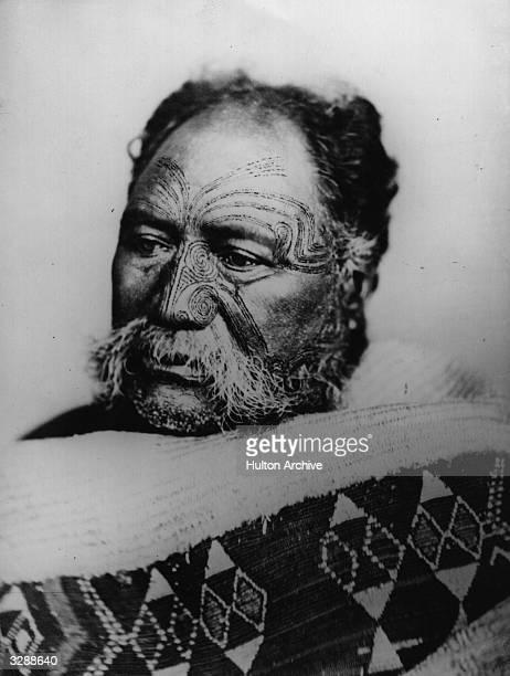 Tawhiac The last of the Maori Kings