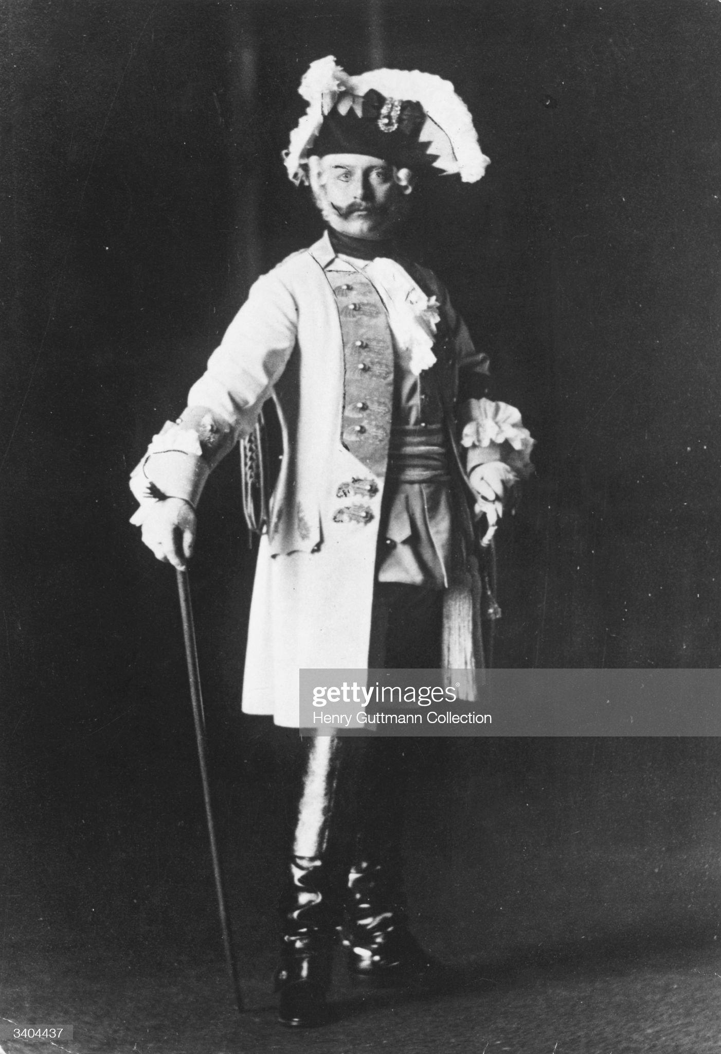 Emperor Wilhelm II : Nachrichtenfoto
