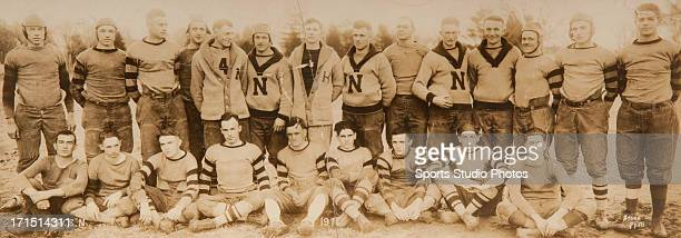 Circa 1900's N Athletic Club football team photo