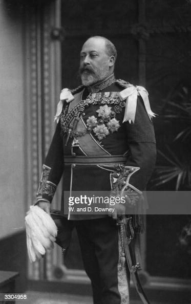King edward vii who ascended the british throne in 1901 for Edoardo viii del regno unito