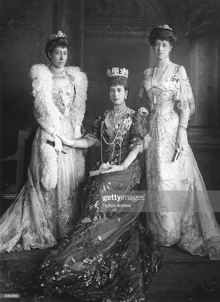 Queen Alexandra : News Photo