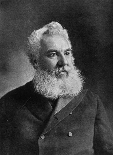 UNS: 7th March 1876 - Alexander Bell Patents First Telephone