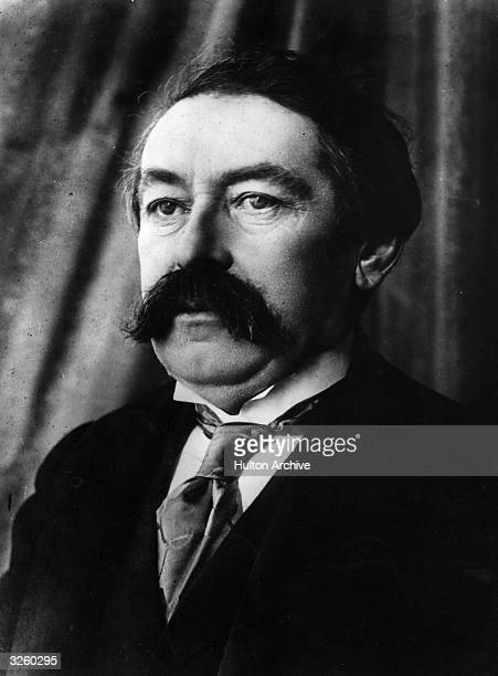 Aristide Briand the French socialist statesman who advocated a United States of Europe and was awarded the Nobel prize for Peace with the German...