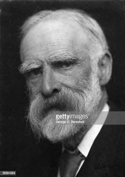 British jurist and statesman James Bryce 1st Viscount Bryce