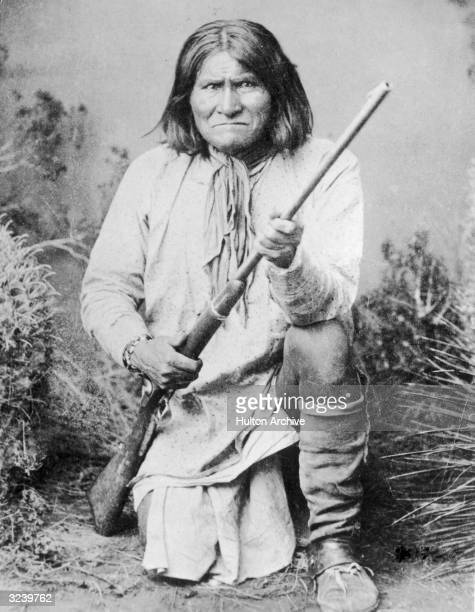 Geronimo Leader of the Chiricahua Apache tribe in Arizona After the Chiricahua Reservation was abolished in1876 he repeatedly led raids against white...