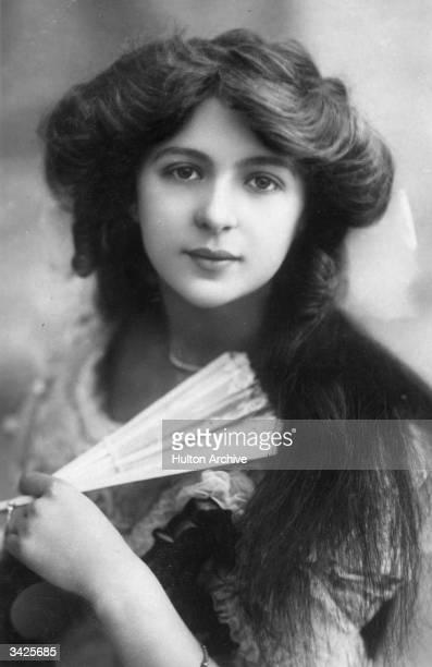 Stage actress Julia James