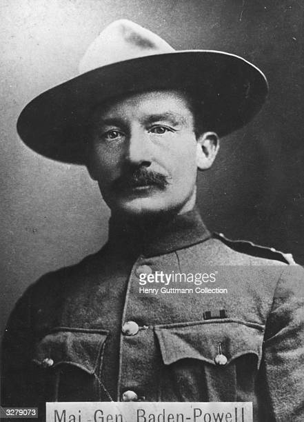 MajorGeneral Robert BadenPowell founder of the Scout Association He successfully defended Mafeking in the 2nd South African War After 1907 he...