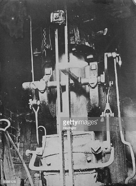 Details of the Newcomen engine at Farme Colliery Rutherglen which was made in the 1730's and was one of the first to use Thomas Newcomen's steam...