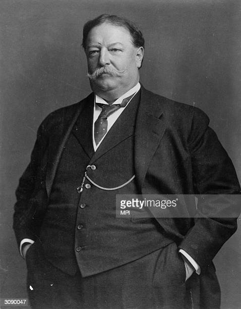 American Republican politician and the 27th President of the United States William Howard Taft