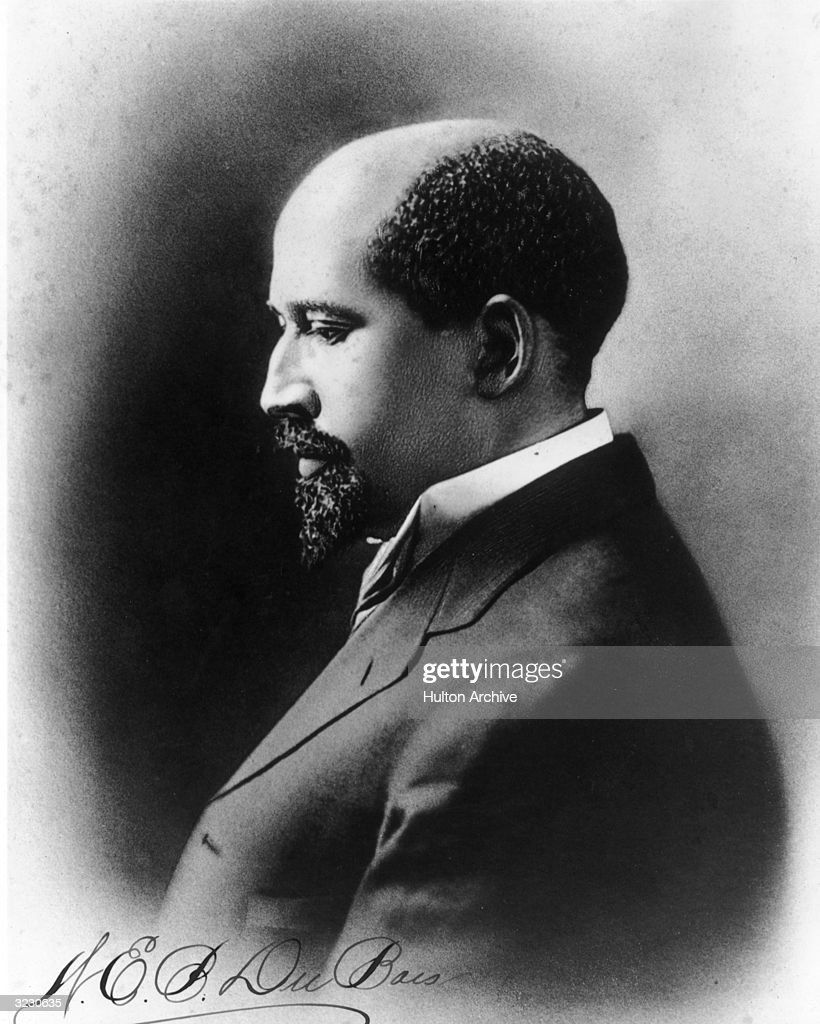 W E B Du Bois : News Photo