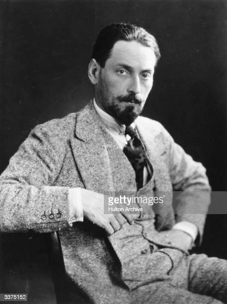 Author Sir Compton Mackenzie .