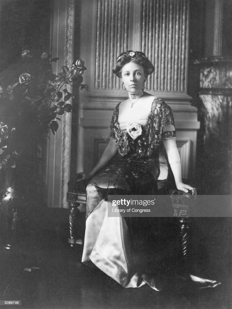 Mrs William H Taft : News Photo