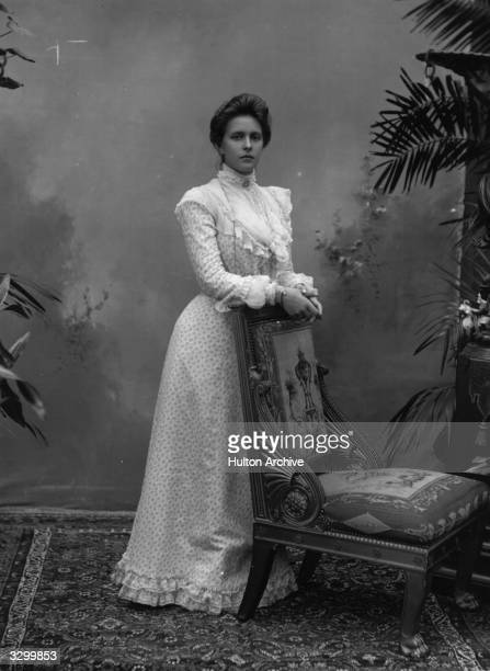 Princess Alice of Battenberg, , who married Prince Andrew of Greece. A great-granddaughter of Queen Victoria, she was the mother of Prince Philip,...