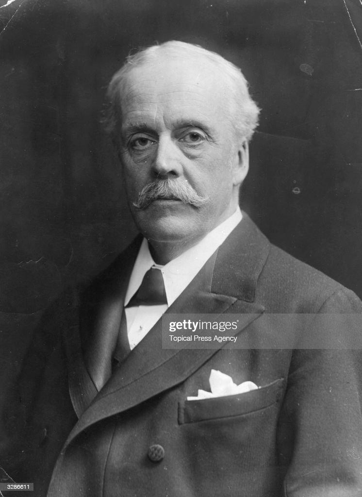 Arthur Balfour : News Photo