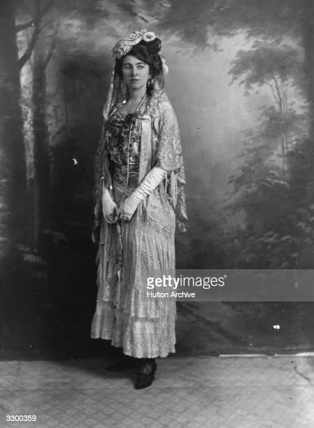 The Duchess Of Westminster Constance Edwina, first wife of the 2nd Duke of Westminster, Hugh Richard Arthur Grosvenor . She married the Duke in 1901...