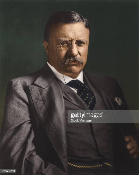 Theodore Roosevelt twentysixth president of the United States of America