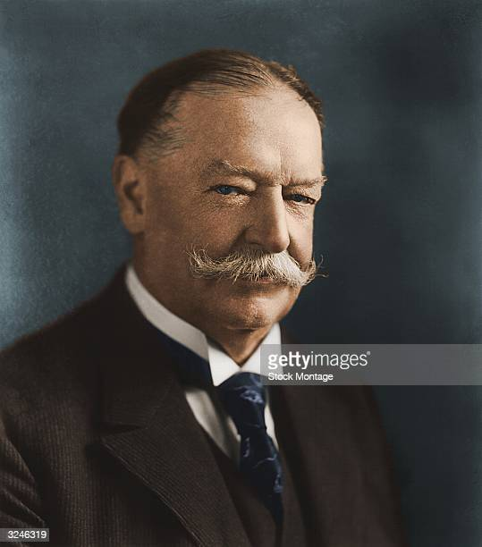 William Howard Taft twentyseventh president of the United States of America