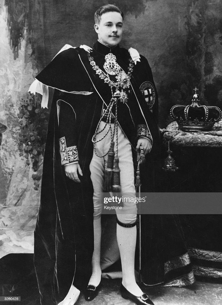 King Manoel II : News Photo