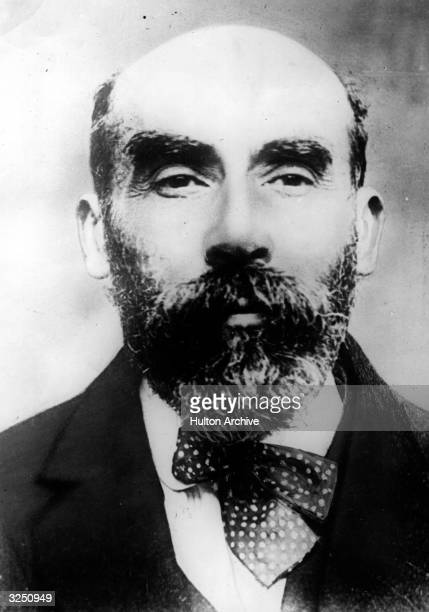 Murderer Henri Desire Landru Known as the French 'Bluebeard' Landru was found guilty of the murder of ten women and a boy and guillotined on 25...