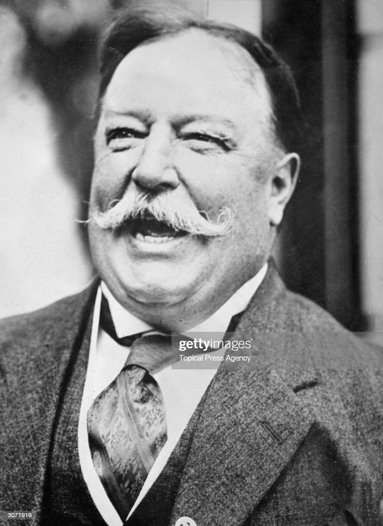President Taft : News Photo