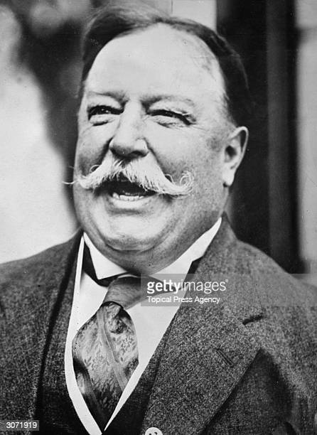 27th President of the United States William Howard Taft