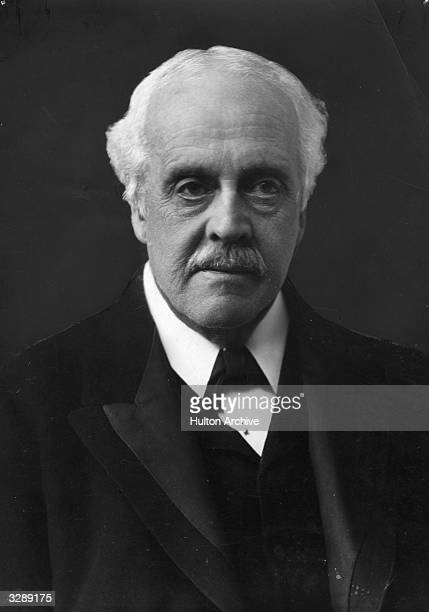 British Prime Minister Arthur Balfour who was made the 1st Earl Balfour