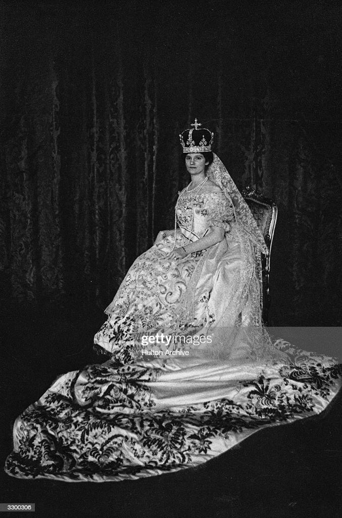 Empress Zita : News Photo