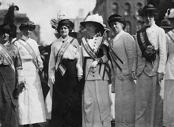 Literary Suffragettes