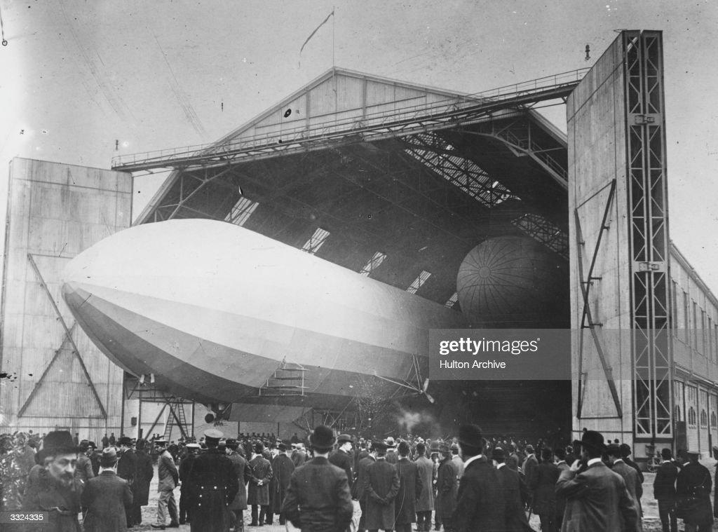 Airship Factory : News Photo