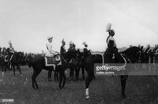 German army on manoeuvres