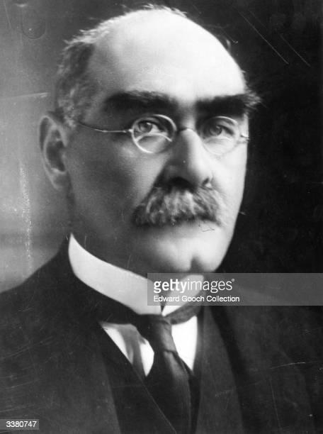 British writer and Nobel Laureate Rudyard Kipling .