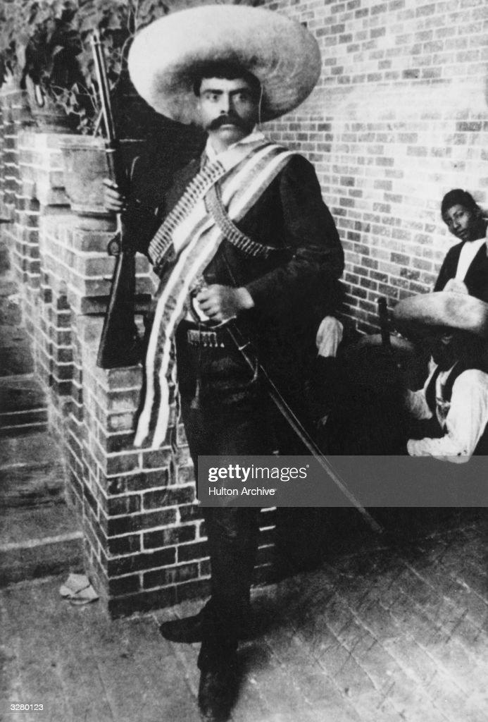 Emiliano Zapata : Foto jornalística