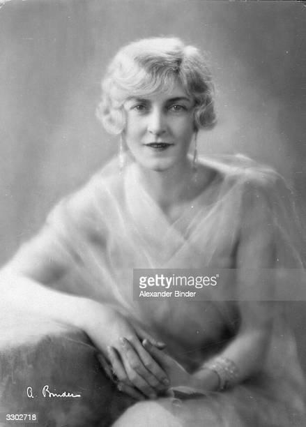 Princess Joachim Albrecht of Prussia nee Princess Marie Augustine of Anhalt She was the wife of Prince Joachim sixth son of Kaiser Wilhelm II