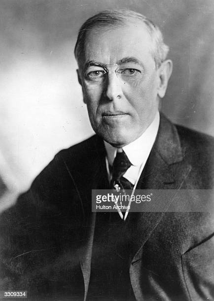 Woodrow Wilson the 28th President of the United States of America