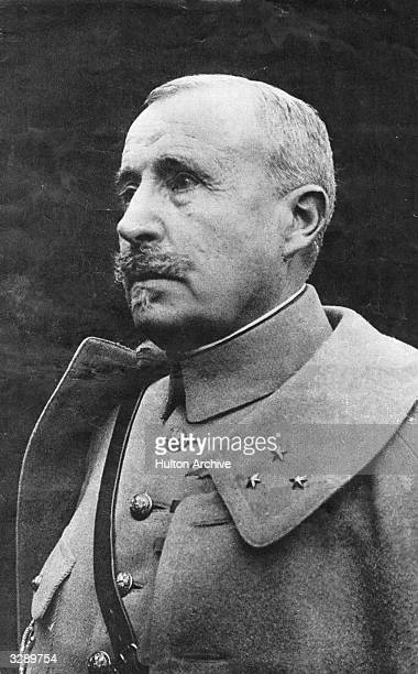 French General Robert Georges Nivelle who replaced Joffre as CommanderinChief of the armies of the North and Northeast in 1916