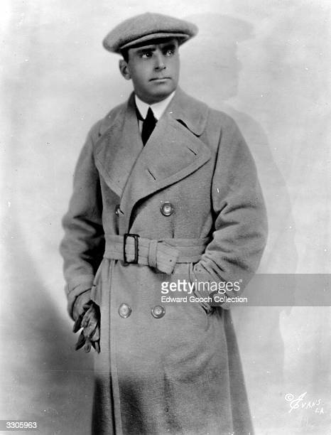 Douglas Fairbanks Senior an American film actor who began his career on stage progressing to films in 1915 where he played mainly swashbuckling parts...