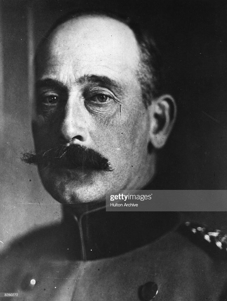 Prince Of Baden : News Photo