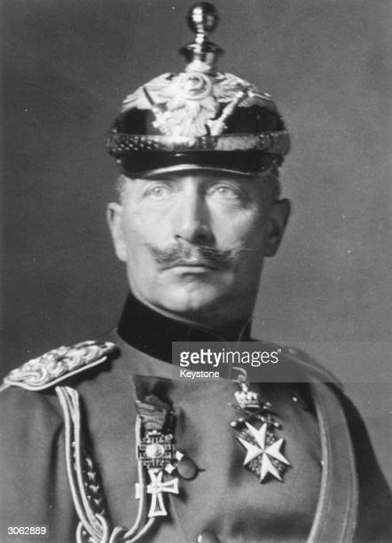 Son of Victoria Princess Royal of Great Britain Emperor of Germany and King of Prussia Kaiser Wilhelm II He lived the rest of his life in exile at...