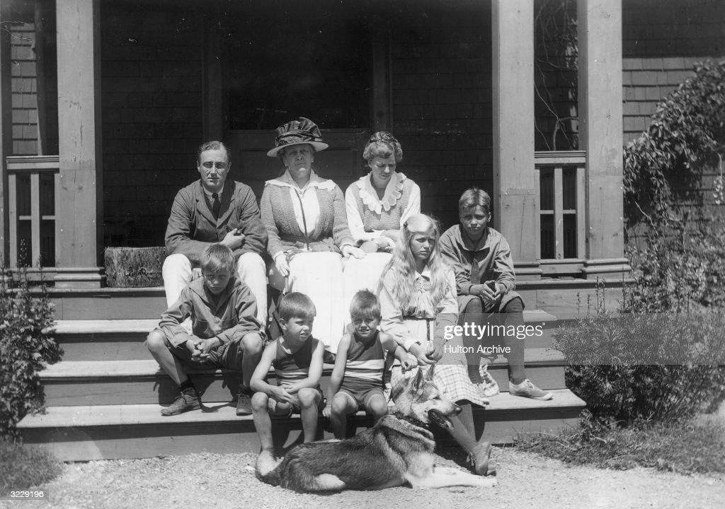 The Family Roosevelt : ニュース写真