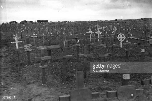 Ypres Cemetery