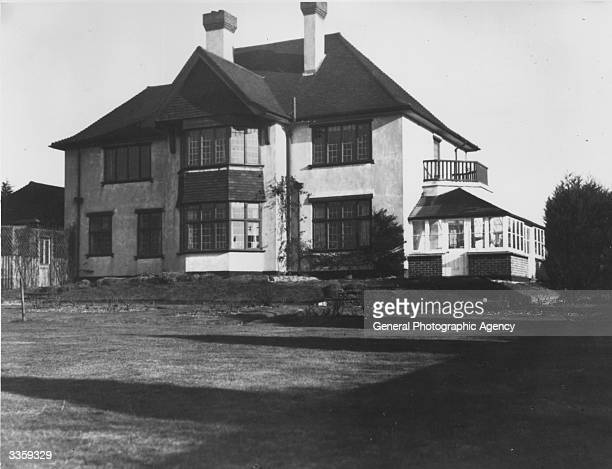 Detached house in Saltdean, Sussex.