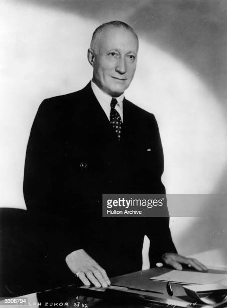 Adolf Zukor the Hungarian-born film pioneer, when he first emigrated to America,worked as a film salesman and then a cinema owner, finally becoming...
